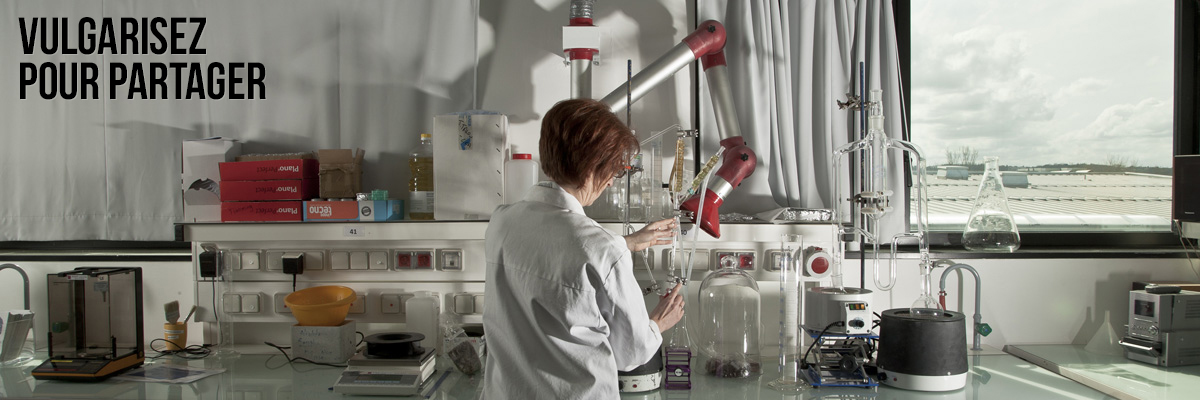 Professionnels dans les secteurs scientifiques et techniques, pensez à la vulgarisation